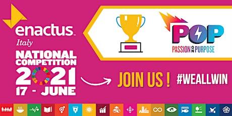 Enactus Italia National Competition 2021 biglietti