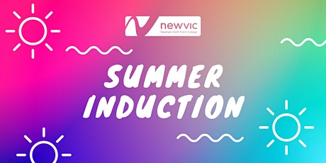 Summer Induction tickets