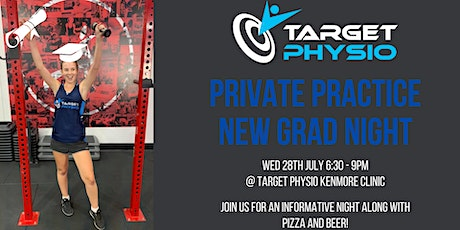 Physiotherapy New Graduate Private Practice Information Night tickets