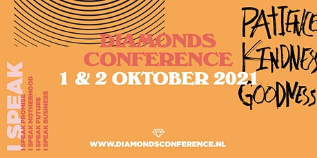 Diamonds Conference 2021 tickets