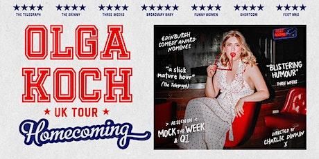 Jericho Comedy - Olga Koch  @CommonGround tickets