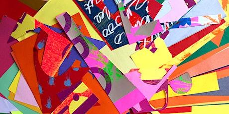 Collage Club workshop at Bermonds Locke tickets