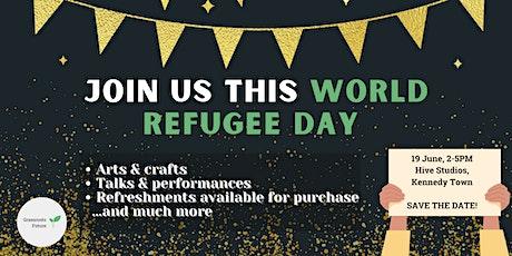 Grassroots Future Presents: World Refugee Day Celebration tickets