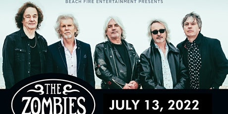 THE ZOMBIES with guests tickets