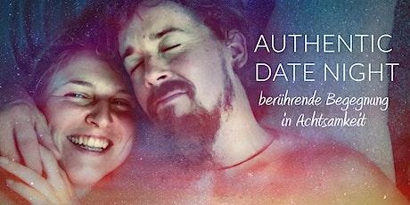 AUTHENTIC DATE NIGHT: Berührende Begegnung in Achtsamkeit Tickets