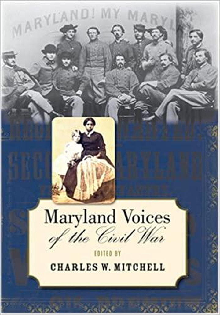 Historically Speaking: Maryland Voices of the Civil War image