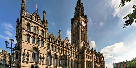 Manchester Town Hall – The Full Tour While the Building is Closed (on Zoom) tickets
