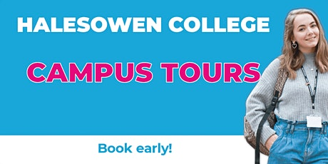 In Person Campus Tours tickets