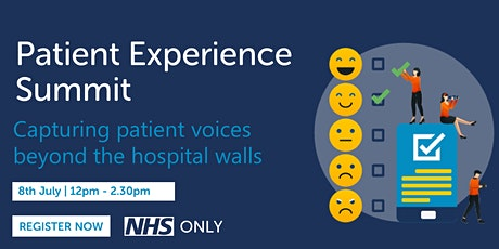 Patient Experience Summit tickets