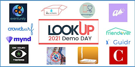 LookUp StartUp Demo Day 2021 tickets