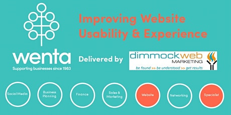 Improving Website Usability and Experience tickets