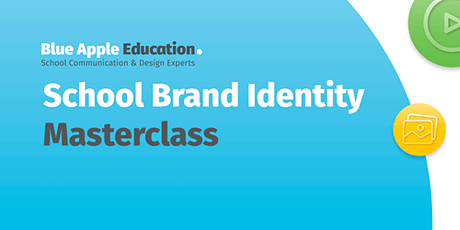 School Brand Identity Masterclass - September 2021 tickets