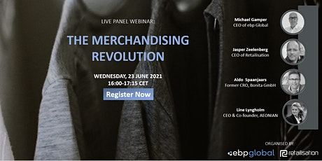 The Merchandising Revolution tickets