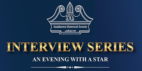 An Evening with a Star Interview Series - June tickets