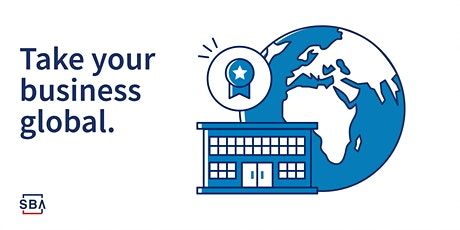Tuesday Talks - Exporting with your Small Business tickets