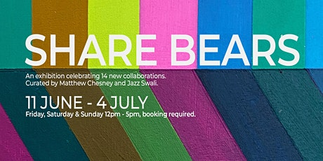 Share Bears Exhibition tickets