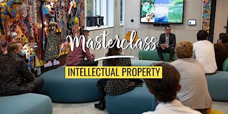 [MASTERCLASS] Intellectual property - w/ EY Ventury billets