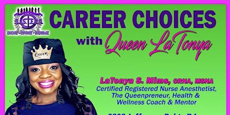 Career Choices tickets