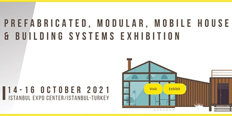 Premo'21, Prefabricated, Modular, Mobile House & Building Systems, tickets