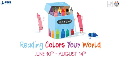 SRP: Color Our Ocean (Pre-Schoolers) tickets
