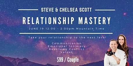 Relationship Mastery - Take Your Relationship to the Next Level tickets