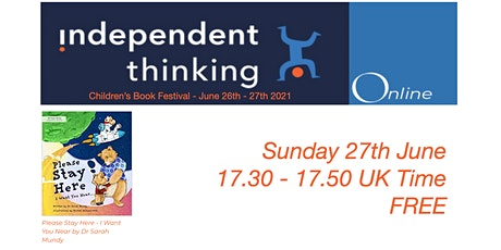 The Independent Thinking Children's Book Festival with Sarah Mundy tickets