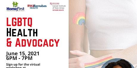 LGBTQ Health & Advocacy tickets