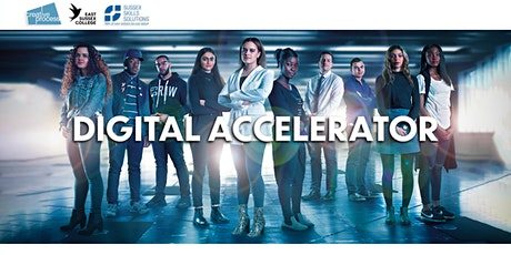 Digital Accelerator: Eastbourne Campus Information Session tickets