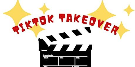 TikTok Takeover tickets