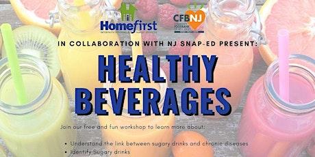 Healthy Beverages tickets