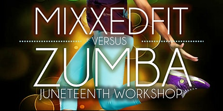 Zumba vs MixxedFit tickets