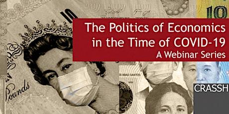 Politics of Economics #8 Balasubramanian tickets