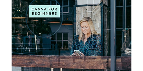 CANVA FOR BEGINNERS tickets