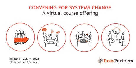 Convening for Systems Change (Online Course) tickets