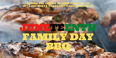 Juneteenth Family Day BBQ tickets