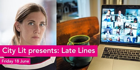 City Lit presents: Late Lines tickets