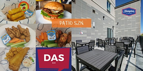 Das Bar Patio SZN tickets