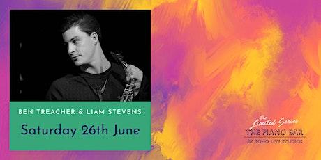 Saturday 26th June - Second House at The Piano Bar Soho tickets