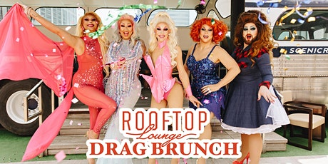 Rooftop Lounge Drag Brunch tickets