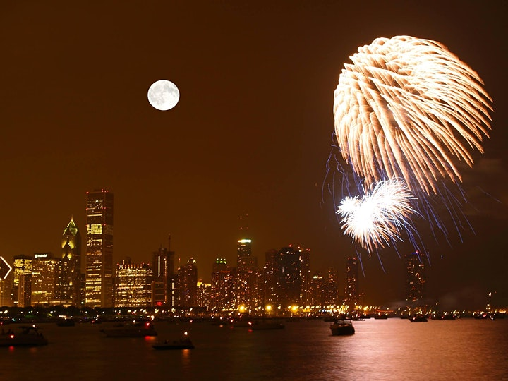 July 4th, Independence Day Fireworks Cruise! image