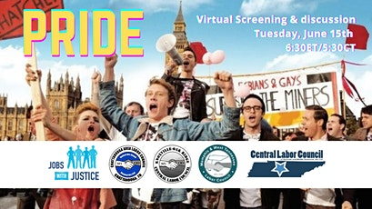 PRIDE! Virtual Screening & Discussion tickets