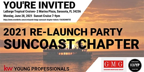 Relaunch KWYP Suncoast Chapter! tickets