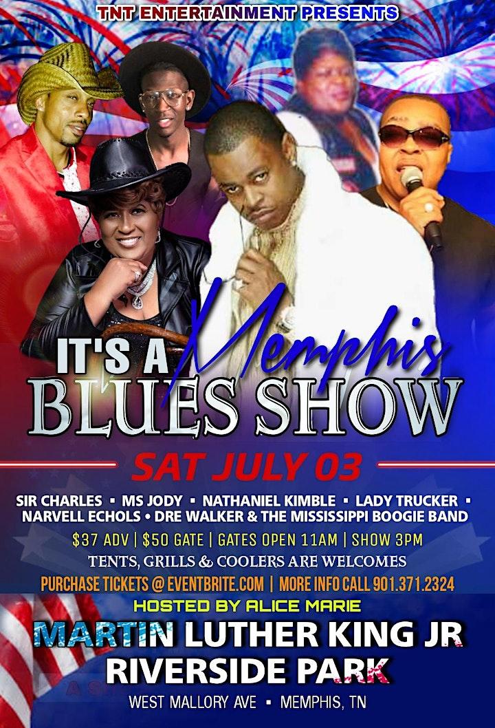 Its a Memphis Blues Show image