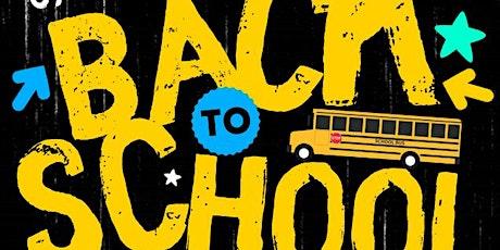 Back To School Bash Kid/Teenpreneur Pop-Up Shop tickets