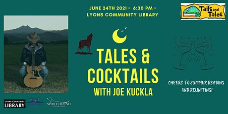 Tales and Cocktails tickets