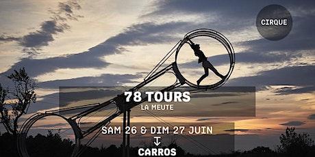 78 TOURS - La Meute billets