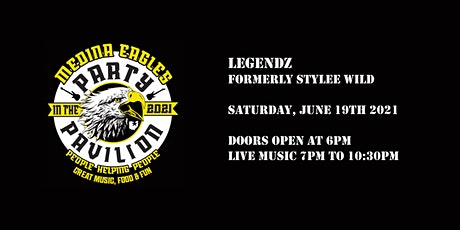 Party in the Pavilion - Legendz tickets