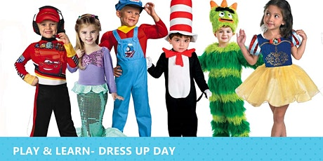 Play & Learn:  Dress-Up Day! tickets