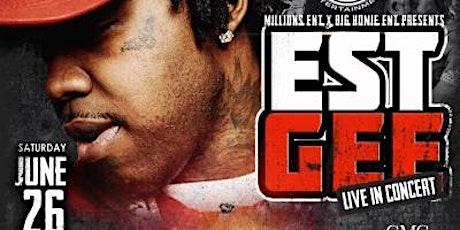 EST Gee Live tickets