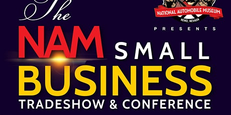 The NAM Small Business Trade Show and Conference tickets
